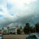 ヤンゴン中央駅@ミャンマー