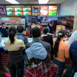 KFC北京前門店@北京1996
