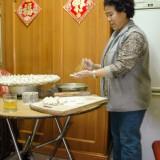 料理上手のJJ(姐姐)@北京前門2006