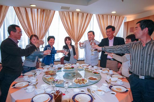 乾杯!@山西省太原