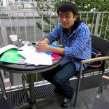 英語堪能、仕事のできるヴァン@北京建外SOHO