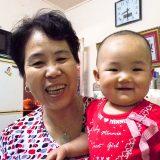 ヤンヤンとJJ@北京
