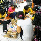 スーパーの店員さん@北京