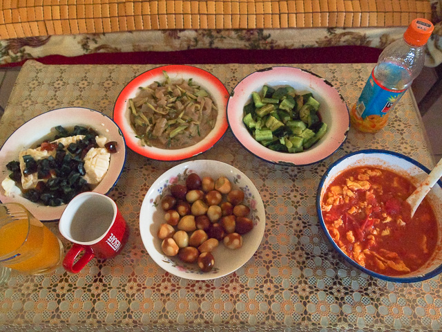 心づくしの家庭料理@北京FFの家