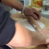 炸醤麺(ジャージャー麺)の作り方2@北京王さんち