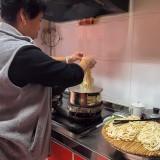 炸醤麺(ジャージャー麺)の作り方12@北京王さんち