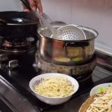 炸醤麺(ジャージャー麺)の作り方13@北京王さんち