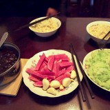 炸醤麺(ジャージャー麺)の作り方14@北京王さんち