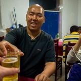 ウィリー・ワン@黒竜江省木蘭餃子大王