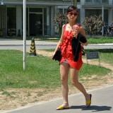 中国女子ファッション2013初夏@北京建外SOHO