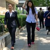 中国女子制服2013初夏@北京国貿