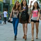 中国女子ファッション2013初夏@北京三里屯
