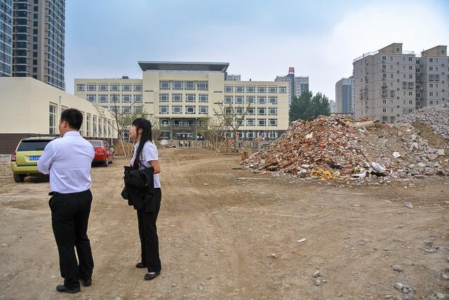 ビジネスファッション@2013年の北京
