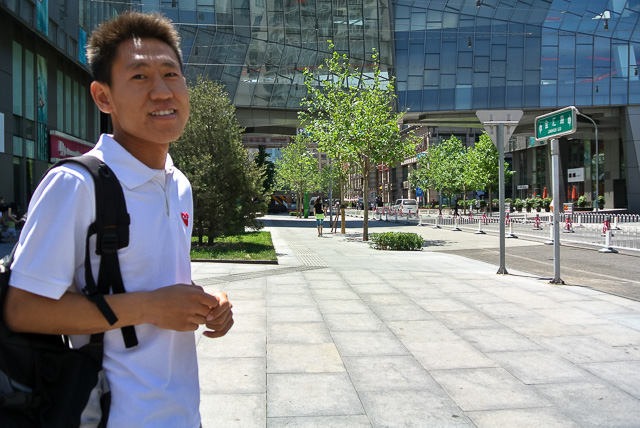 会計事務所のおにいさん@北京