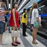 中国女子ファッション2013夏@北京双井駅