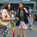 中国女子ファッション2013夏@北京団結湖駅