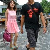 中国女子ファッション2013夏@北京国貿