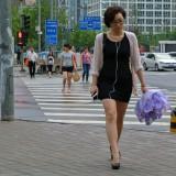 中国女子ファッション2013夏@北京建外SOHO