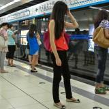 中国女子ファッション2013夏@北京国貿駅