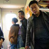 イメージ写真(中国高速鉄道にて)