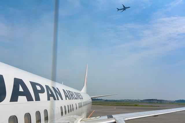 日本の翼 JAL@成田空港