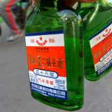紅星二鍋頭酒のミニボトル@北京